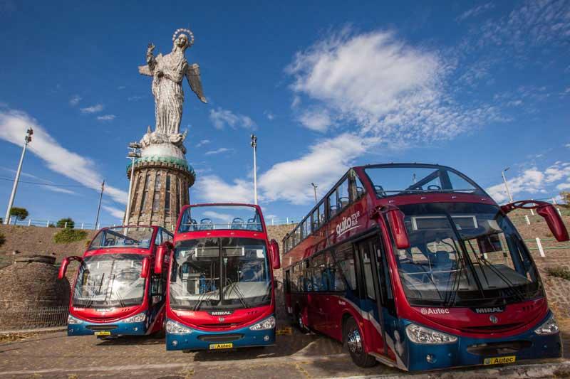 Quito Tour Bus Horarios