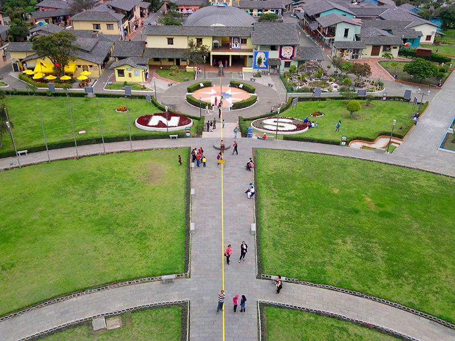 Quito Tour Mitad Del Mundo