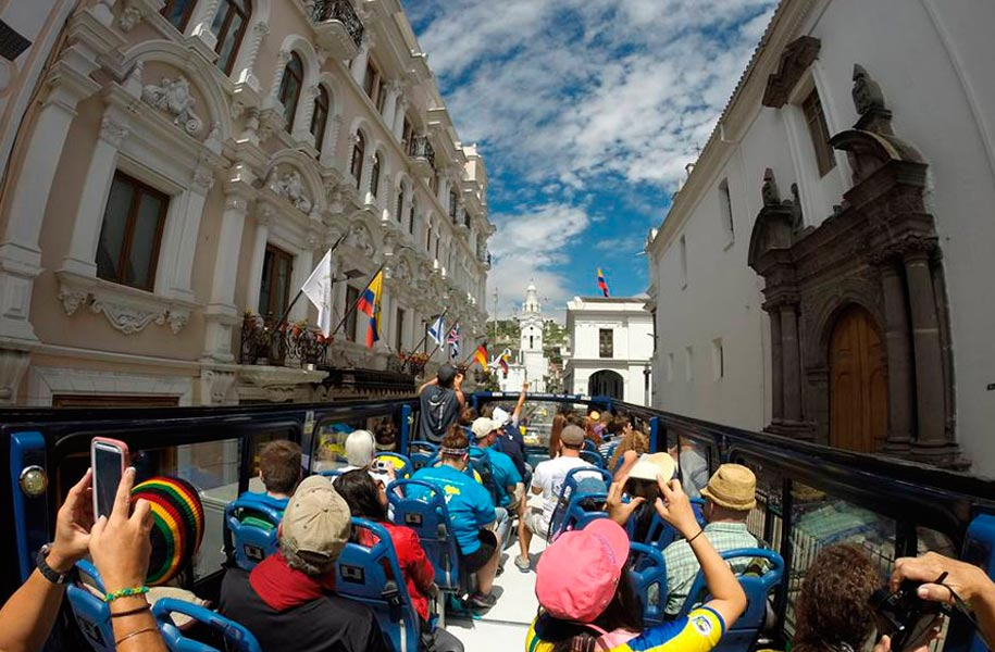 QUITO CITY TOUR