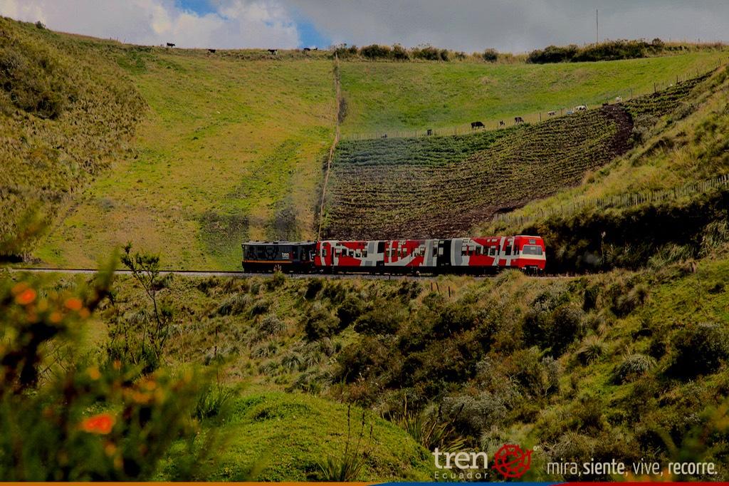 tren panorámico