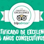 Quito Tour Bus en el salón de la fama de TripAdvisor