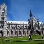 La Basílica del Voto Nacional: obra monumental de la ciudad de Quito