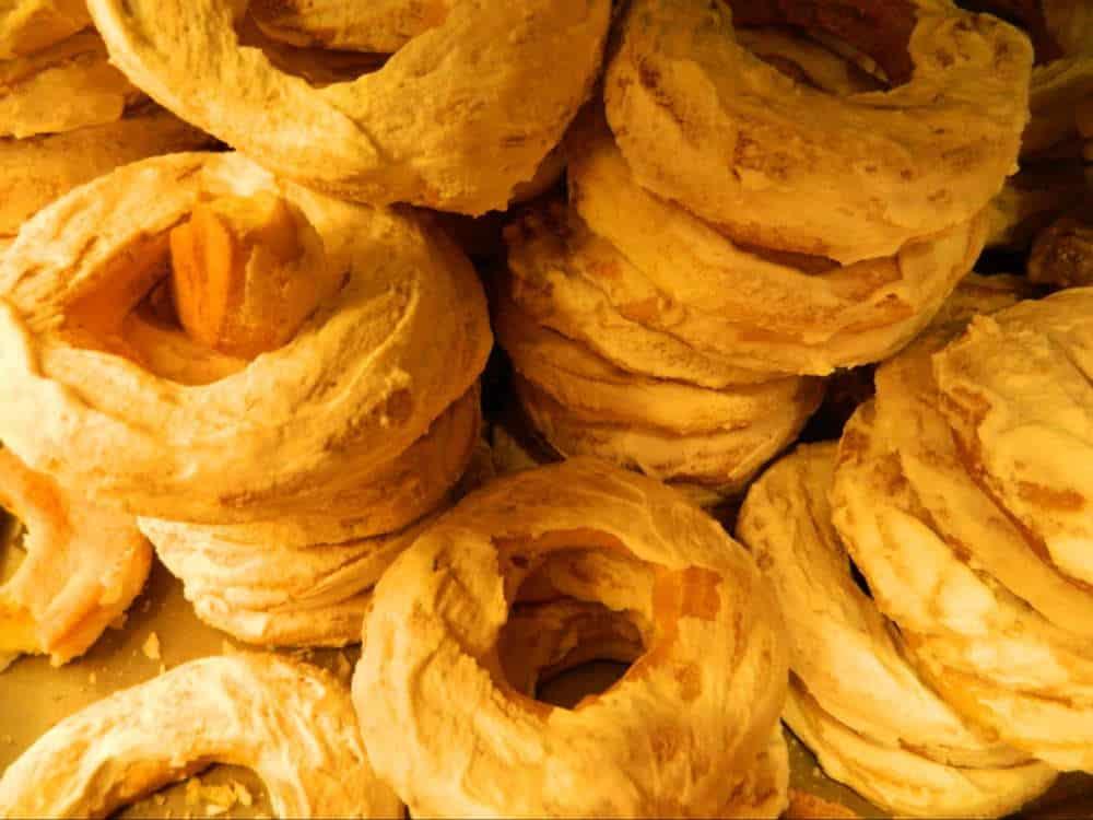 Las huecas m s famosas de comida t pica en el centro for Comida mas famosa de francia