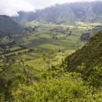 El cráter del Pululahua