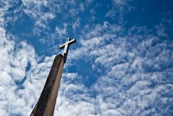 Cruz, Jesús, Sacrificio, Perdón, Semana Santa, Religión