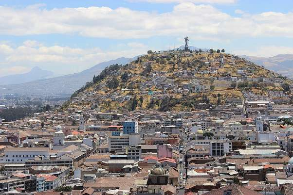 what to see in quito visit panecillo