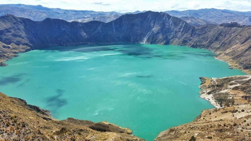 day trip from quito to quilotoa