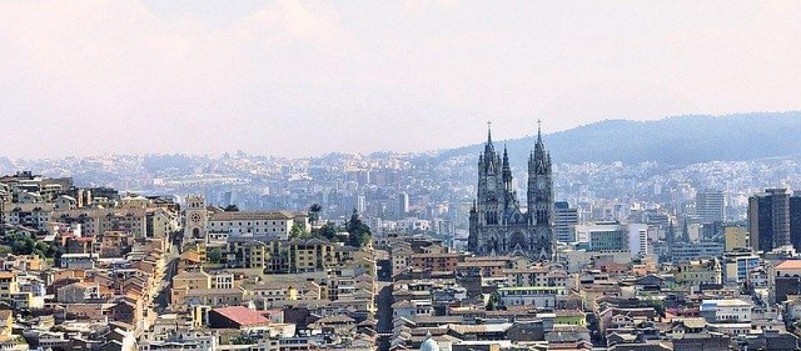 Quito historic distric