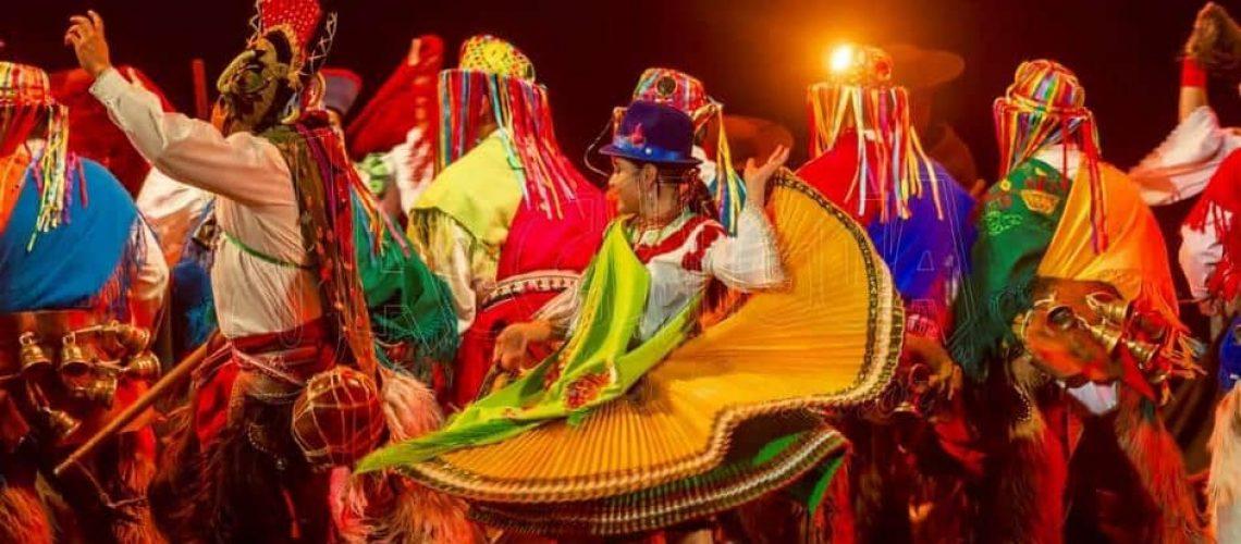 navidad ancestral en la mitad del mundo